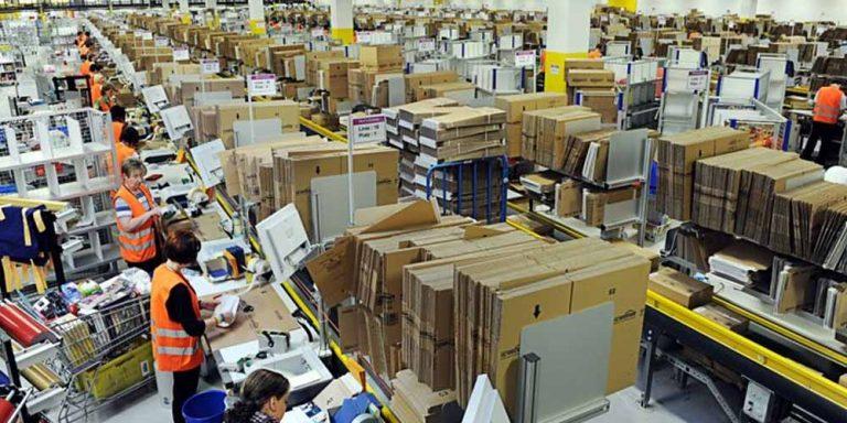 Amazon: I dipendenti non vogliono nessun sindacato