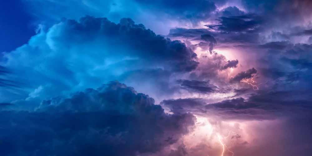 Edgar Cayce si avvera la profezia delle nuvole fredde