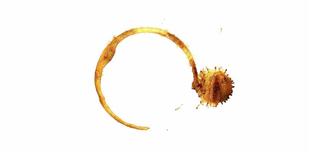 Gli anelli di caffe spiegati dalla scienza