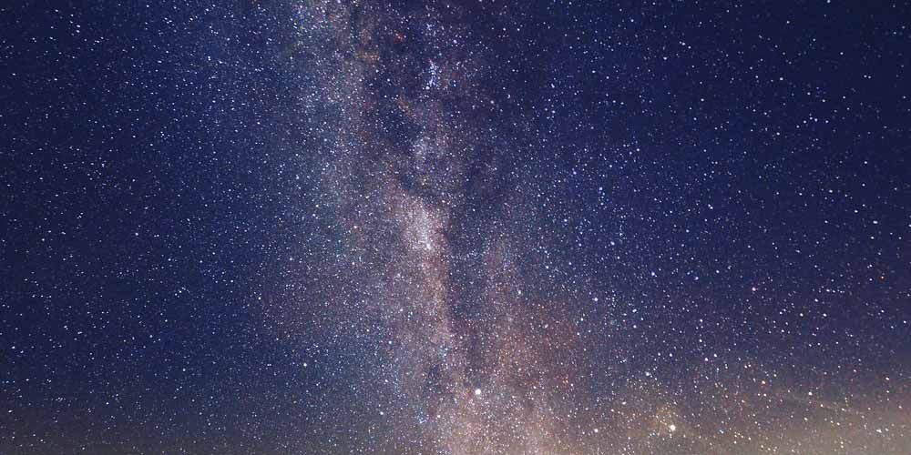 Incredibile visione della Via Lattea filmata da un astronauta