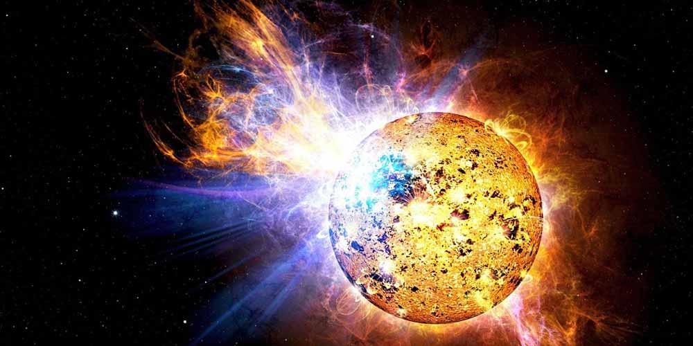 La storia incredibile tempesta solare del 1582