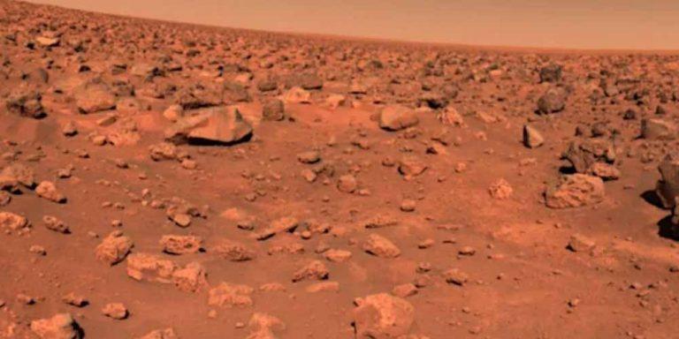 Marte: I microbi si nascono sotto la superficie?