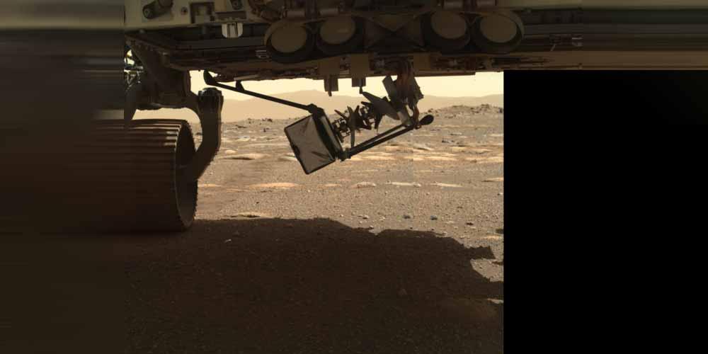 Nasa rinviato il primo volo di Ingenuity su Marte