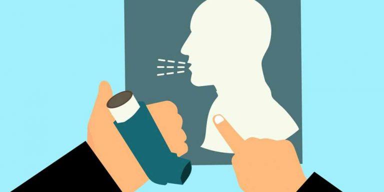 Nuovo studio contro l'asma potrebbe curare il coronavirus