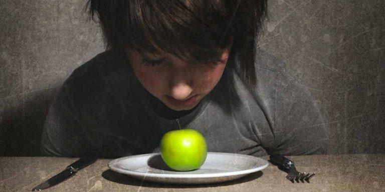 Perdita d'appetito, in che circostanze si manifesta
