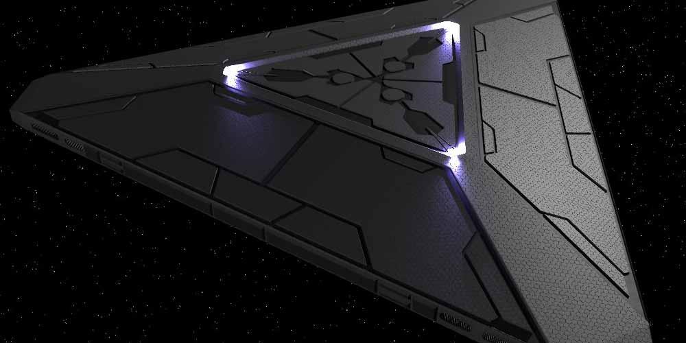 UFO triangolare il Pentagono conferma le riprese sono reali
