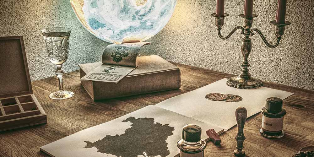 antica mappa Europa risale a 3500 anni fa
