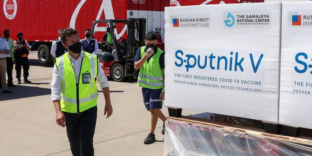 Argentina accelera per il vaccino Sputnik V