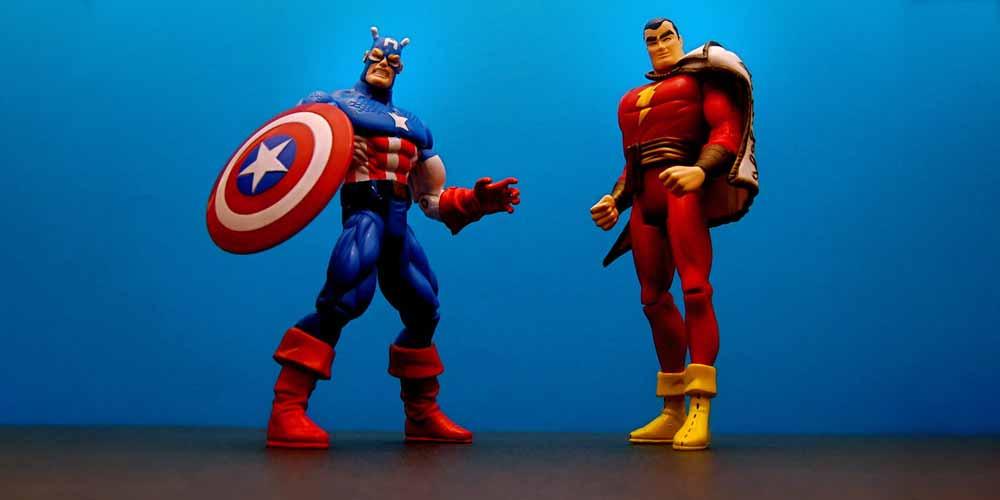 Capitan America La Marvel punta su quello indigeno
