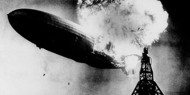 Esiste un nuovo filmato del disastro Hindenburg