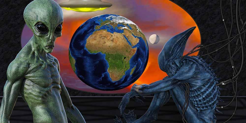Gli alieni sono come noi anche nei comportamenti