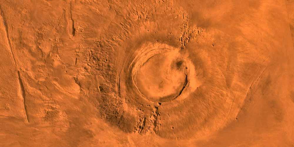 I vulcani di Marte sono ancora attivi