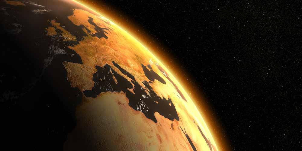 Livello record di surriscaldamento terrestre