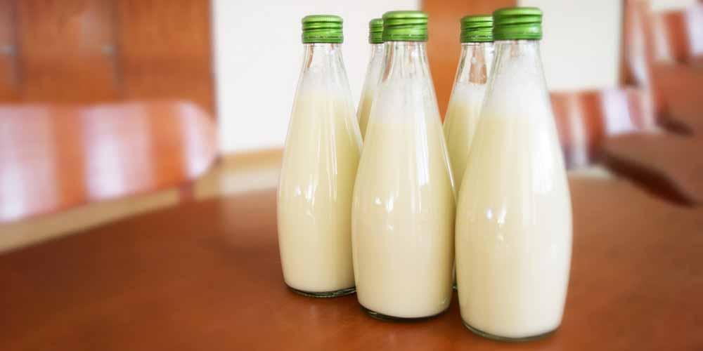 Ma il latte davvero faceva cosi male