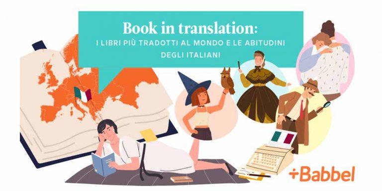 Libri dell'altro mondo: quanto e cosa leggono gli italiani tra best-seller e traduzioni