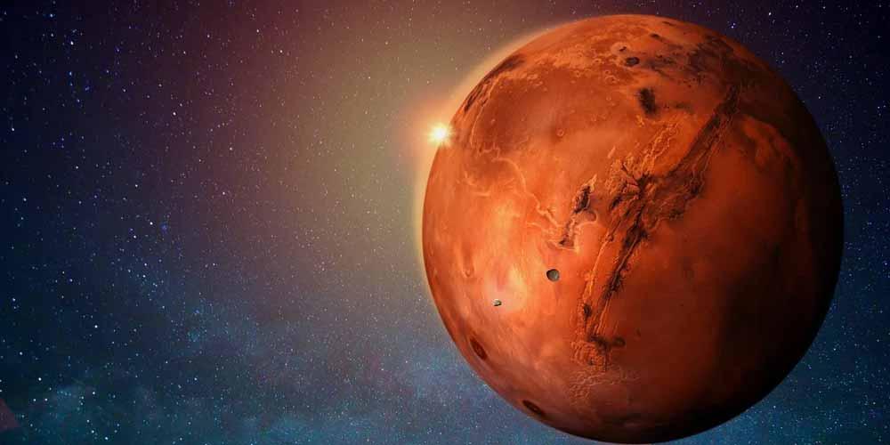 Arriva il primo filmato di Marte del rover cinese