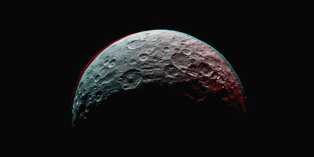 Cerere un asteroide che accoglie vita aliena