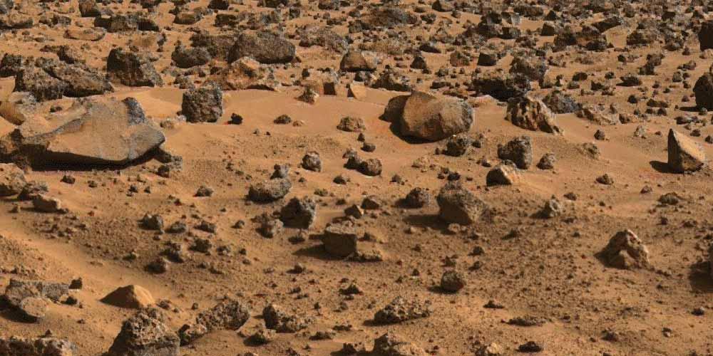 Nasa Segni di vita antica su Marte