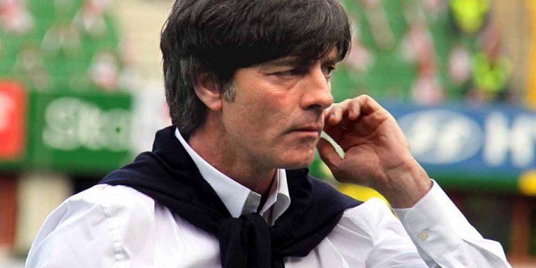 Riparte il tormentone sull'allenatore della Germania Low