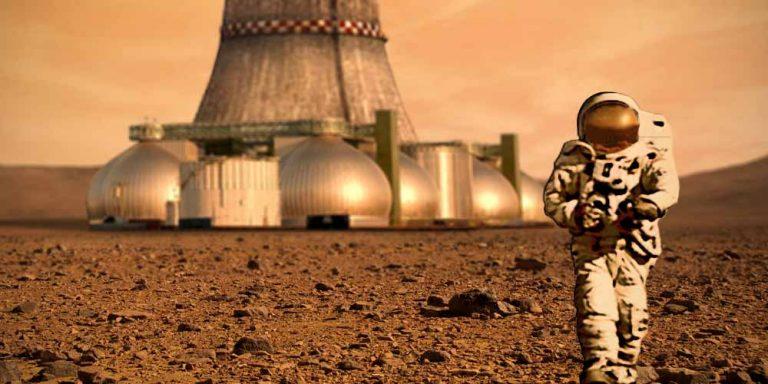 Scienziati confermano che l'uomo potrà riprodursi su Marte