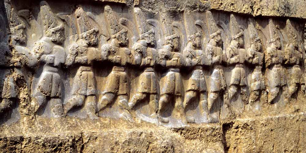 Un antico tempio raffigurava universo