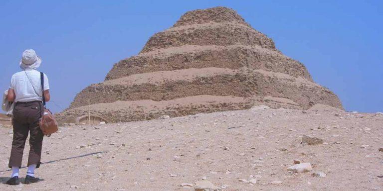 Una struttura più antica delle piramidi, trovata in Siria