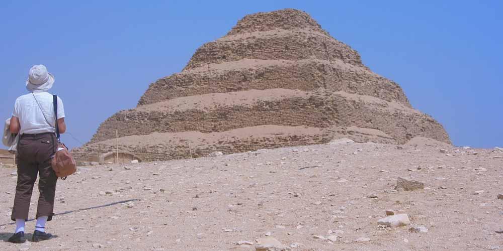 Una struttura piu antica delle piramidi trovata in Siria