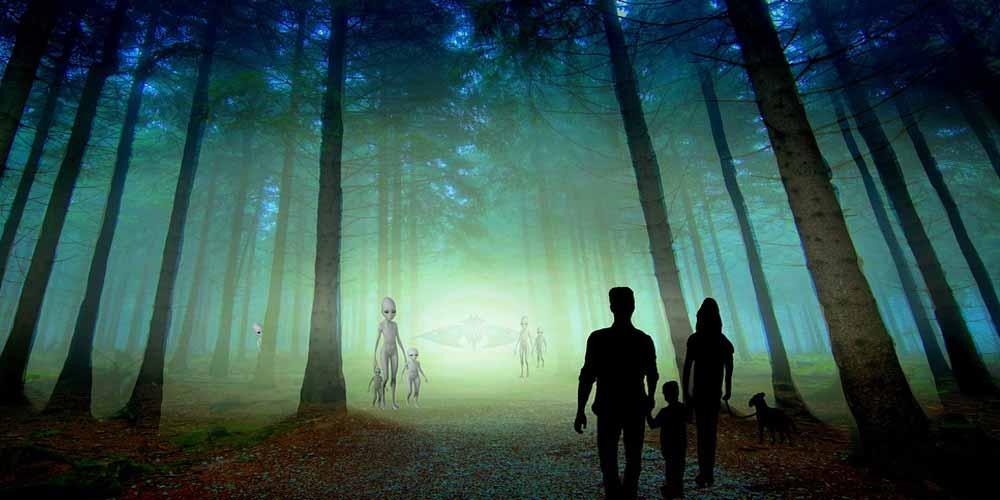 Gli alieni in realta sono gia tra noi