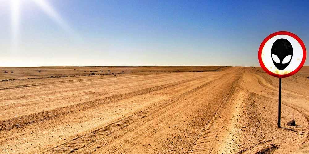 I cinesi stanno costruendo la loro Area 51