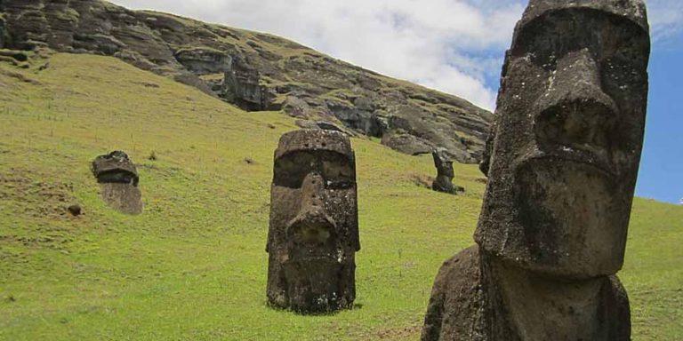 Isola di Pasqua: Un'antica leggenda ormai sfatata
