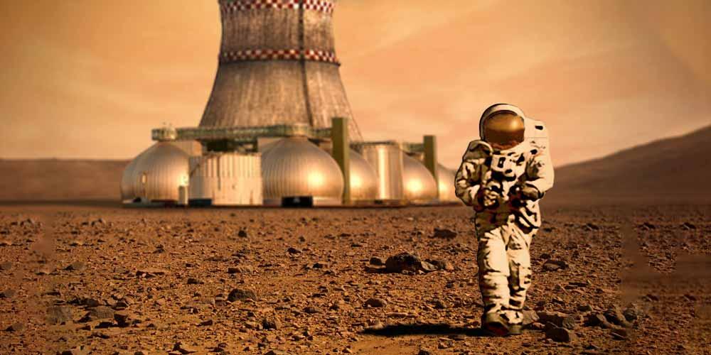La Cina conferma Manderemo uomini su Marte