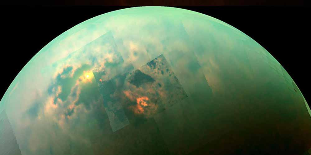 La Nasa trova organismi viventi sulla luna di Saturno