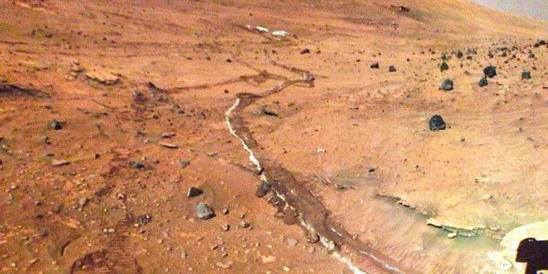 Marte non è come si pensava nel sottosuolo