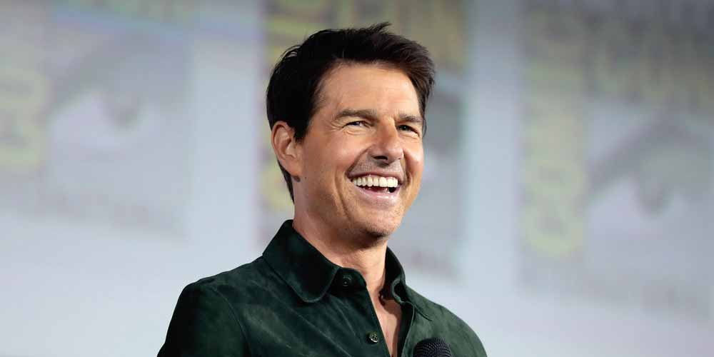 Tom Cruise Goodwood Festival Wimbledon poi Euro 2020 un clone
