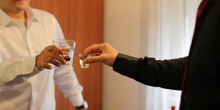 L'alcol può fare bene, ecco perchè