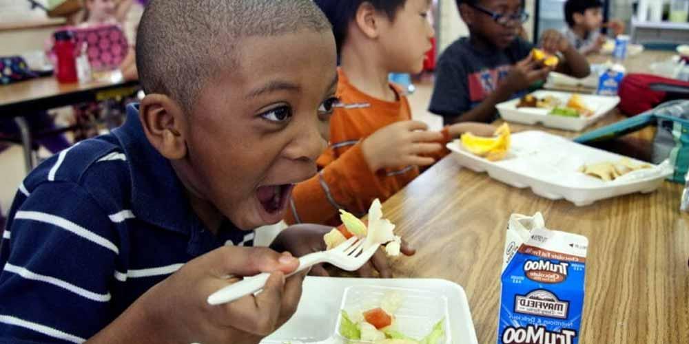 Dieta Gli americani mangiano cibo spazzatura