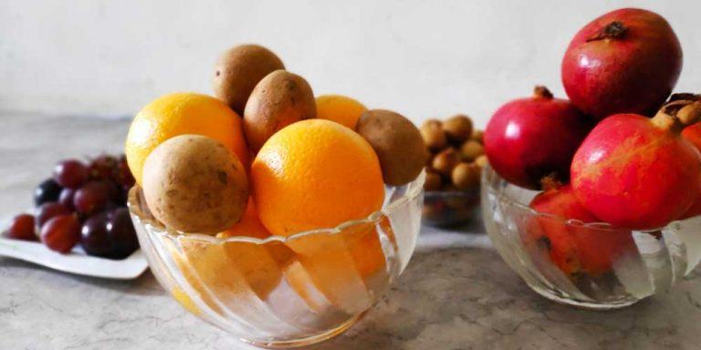 La frutta fa bene ma attenzione ai livelli di zucchero