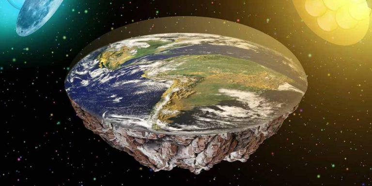 La realtà sulla Terra Piatta, dove nasce questa credenza