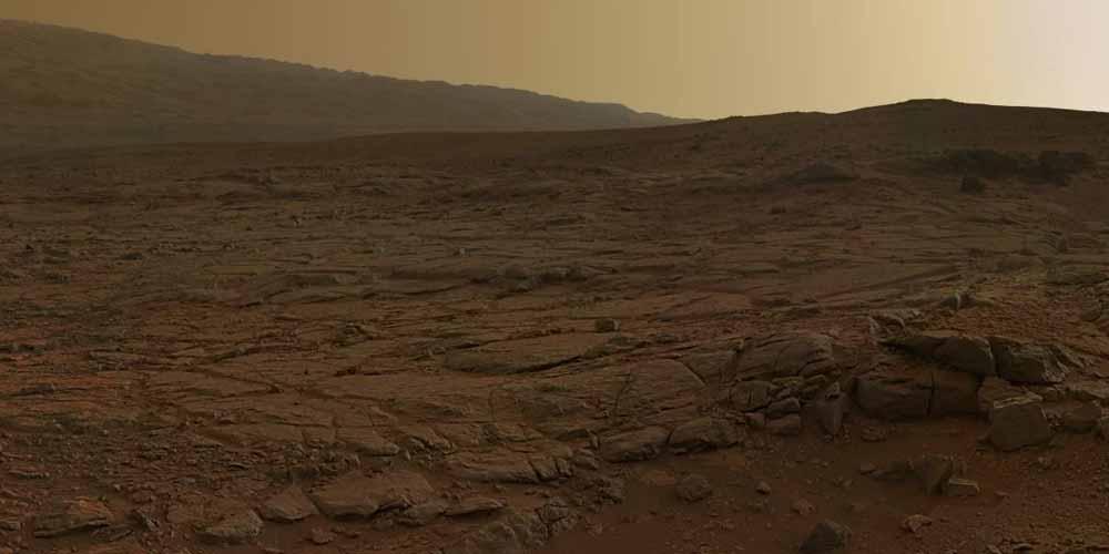 Marte La sonda cinese completa tutte le missioni