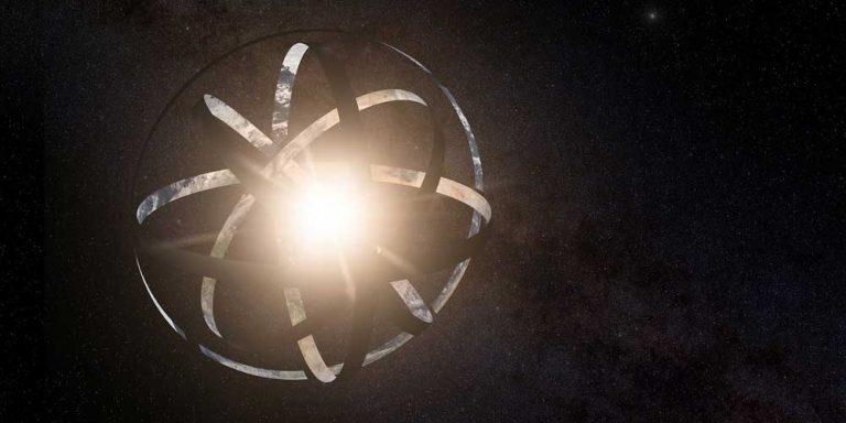 Gli alieni utilizzano i buchi neri come energia