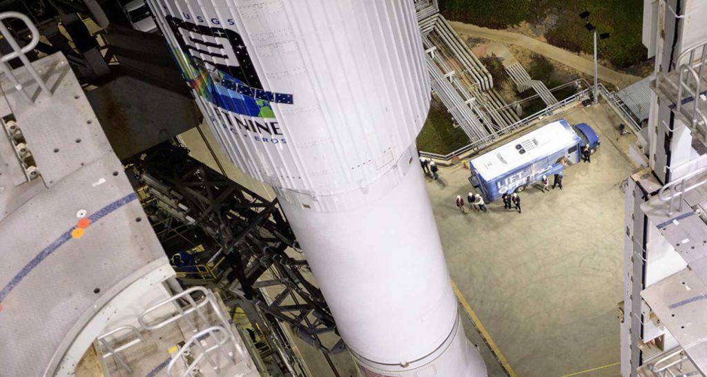 Nuovo satellite Nasa per monitorare i cambiamenti climatici