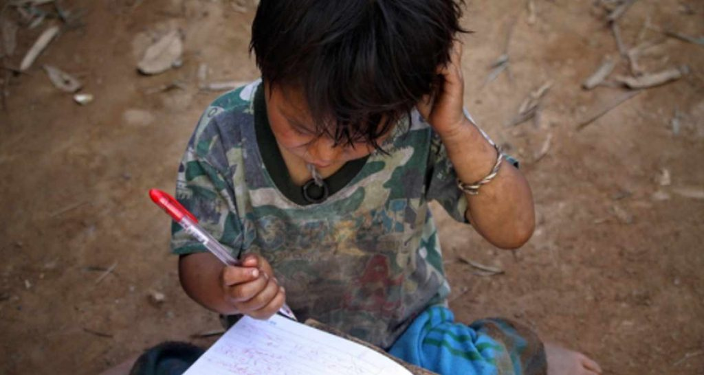 Save the Children suona allarme sul collasso istruzione per colpa del covid