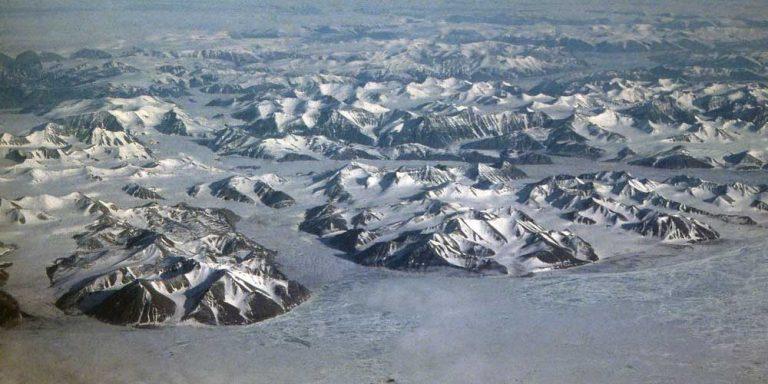Scoperta una nuova terra più vicina al Polo Nord