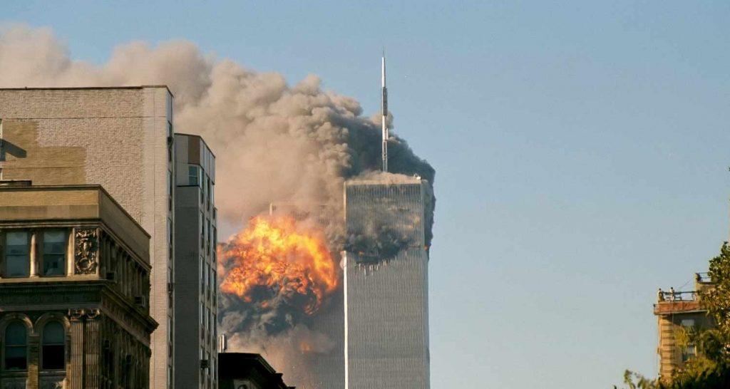Trova una scatola dentro ci sono foto inedite de 11 settembre