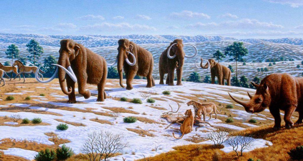 Una nuova era glaciale potrebbe essere imminente