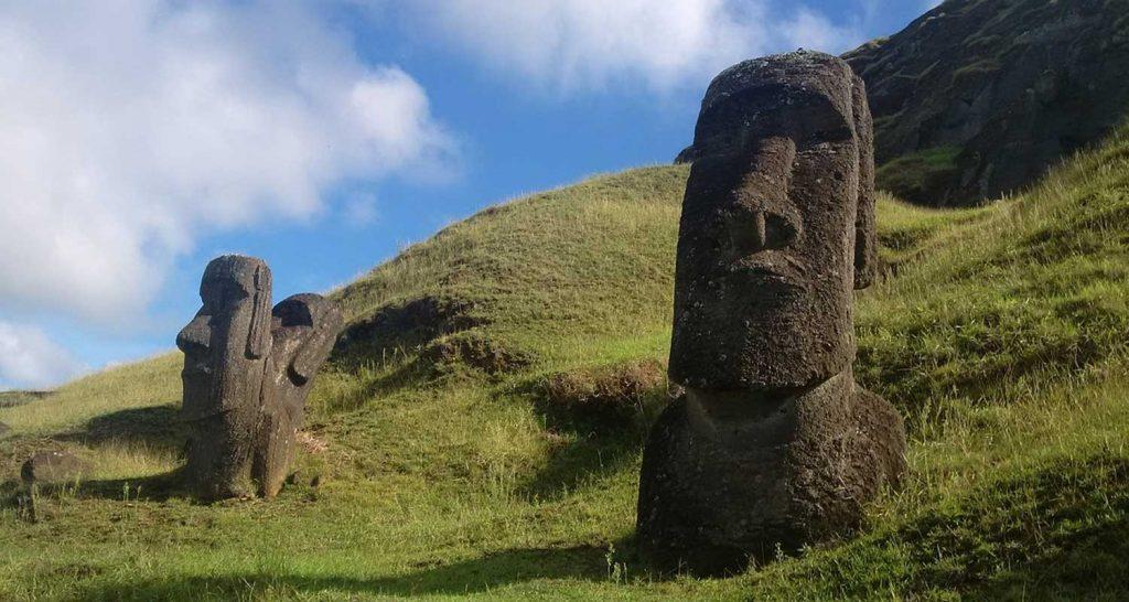Esiste un cifrario segreto su isola di Pasqua