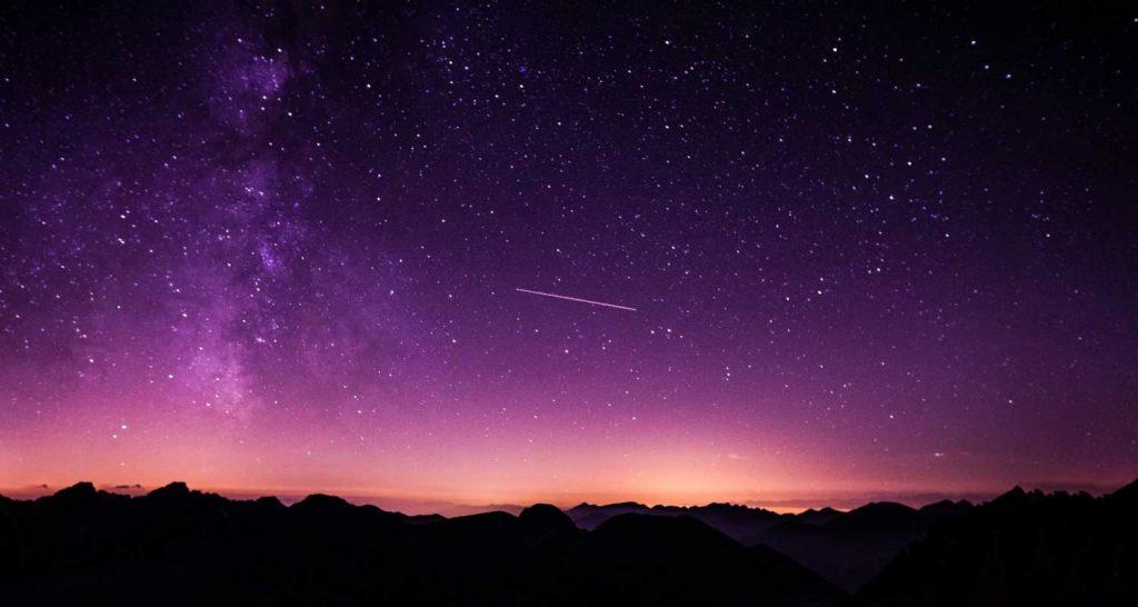 Sciame di meteoriti impressiona gli Stati Uniti
